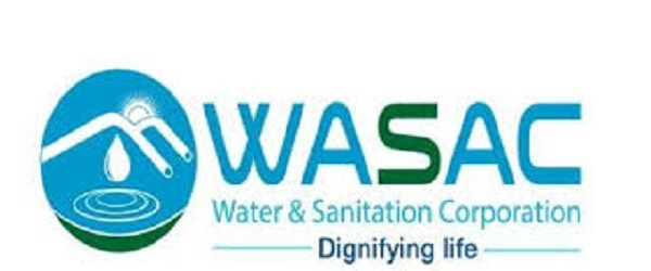 6 Positions at WASAC Ltd: (Deadline 25 September 2020)