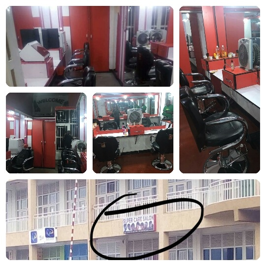 Salon itunganya imisatsi iherereye Kigali, Nyabugogo ku bagore no ku bagabo igurishwa 5,500,000frw