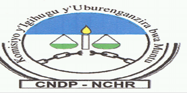 JOB AT National Commission for Human Rights/Rwanda : Commissioner of the National Commission for Human Rights/Rwanda : ( Deadline : 31 May 2019 )