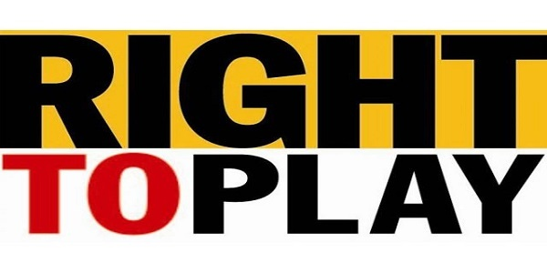 2 JOB POSITIONS AT Right To Play Rwanda : ( Deadline : 17 December 2019 )