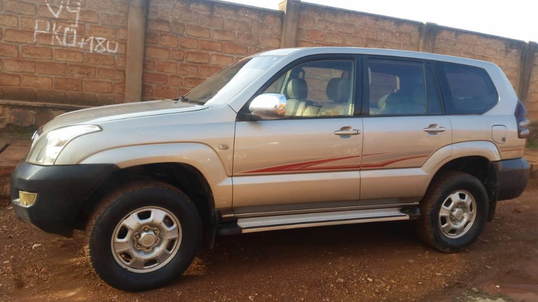 Imodoka Toyota Landcuriser igurishwa 11,000,000frw