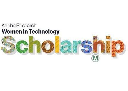 Undergraduate Scholarship by Adobe Research Women-in-Technology Females Studying Computer Science ($USD10,000 Award) (Deadline: 20th November 2019)