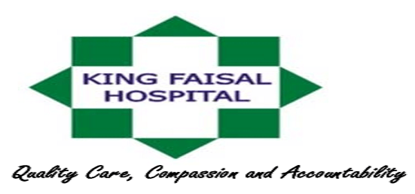6 Positions at King Faisal Hospital: (Deadline 2 March 2021)