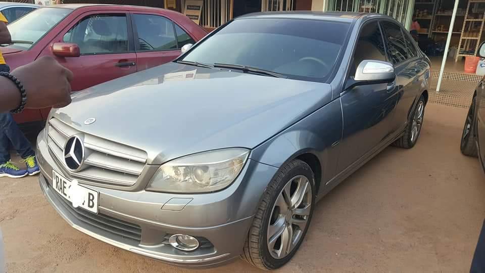 Mercedes-Benz C200, 2008  Price: 13,000,000frw
