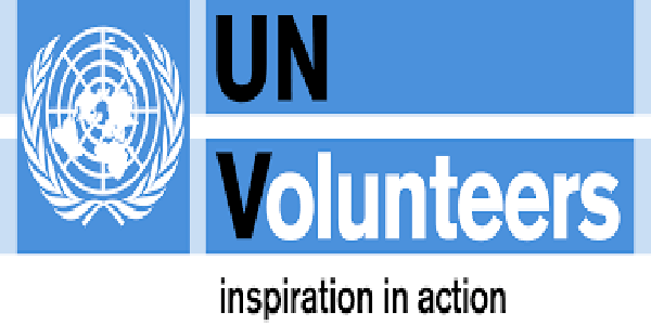 4 Positions at UN volunteers: (Deadline 6, 16 September 2020)