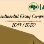 Africa Organization for Standardization (ARSO) 7th Continental Essay Competition 2019/2020 ($USD 2,000+ Prize & Fully Funded to Kampala,Uganda), Deadline : March 31st 2020
