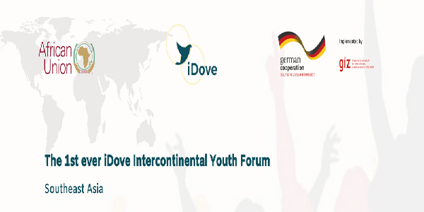 African Union Interfaith Dialogue on Violent Extremism (iDove) 1st Intercontinental Youth Forum in Southeast Asia (Fully Funded), Deadline : November 4,2019
