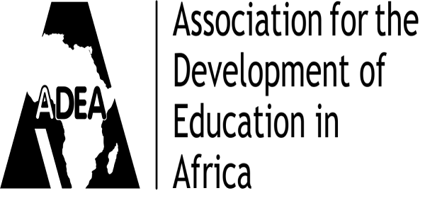 Project Officer  AT Association for the Development of Education in Africa (ADEA) : ( Deadline : 31 November 2019 )