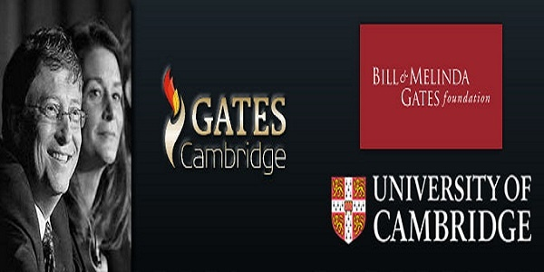 Gates Cambridge Scholarship Programme 2020 to study in the United Kingdom (Fully-funded) : ( DEADLINE : 07 January 2020 )