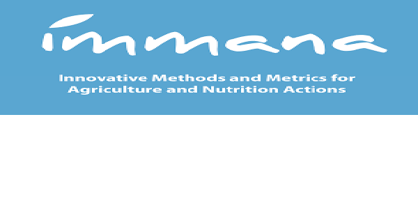 Postdoctoral Fellowships on Innovative Methods and Metrics for Agriculture and Nutrition Actions (IMMANA) 2020 for Developing Countries, Deadline 31st December 2019