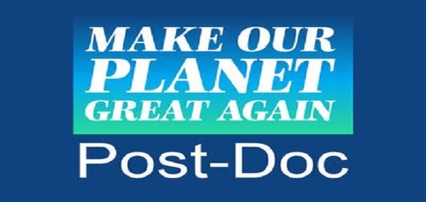 MakeOurPlanetGreatAgain postdoctoral programme 2020 for researchers (Funded Study in France) : ( Deadline  : 04 November 2019 )