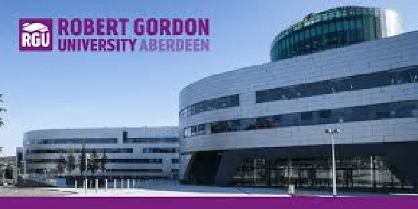 Bachelor's in UK : Full Funded Scholarships (2020/2021) from Robert Gordon University Vice-Chancellor for International Students