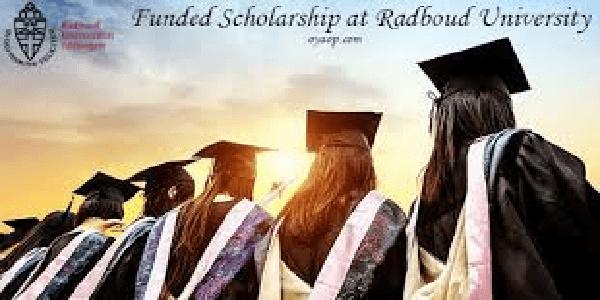 Full Funded Radboud Scholarships Programme for Master's at Radboud University Nijmegen, Deadline 01 Mar 2020