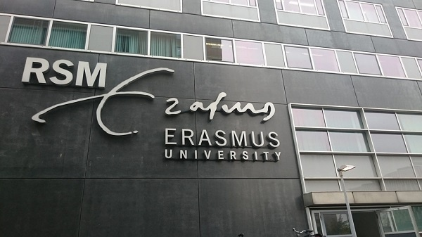 Holland Government Scholarship 2020 for study at Rotterdam School of Management, Erasmus University : ( Deadline : 11 February 2020)
