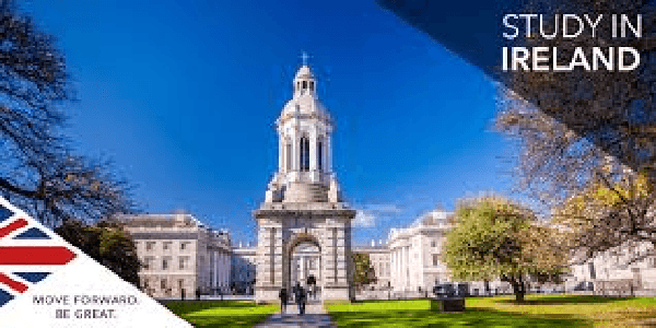 Doing your studies in Ireland : Full Funded Scholarships for students from all nationalities (Deadline : 31 October 2019)