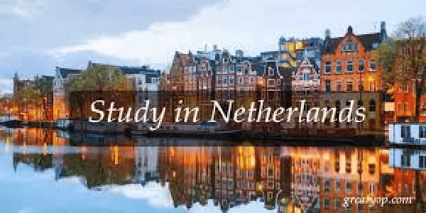 Study in the Netherlands : World Citizen Talent Scholarships 2020/2021 for Bachelor's & Master's Degree for all nationalities, Deadline : March 31st 2020