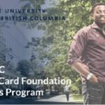 STUDY IN CANADA : Bachelors, Master's and PhD Scholarships from University of British Columbia (Mastercard Foundation) Program 2020/2021 (Fully Funded), Deadline: December 13, 2019
