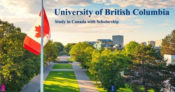 Donald A. Wehrung International Student Award 2020/2021 to study at University of British Columbia : ( Deadline : 01  December  2019 )