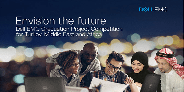 Dell Technologies Graduation Project Competition for Middle East, Russia, Africa and Turkey. Deadline : 22 December 2019