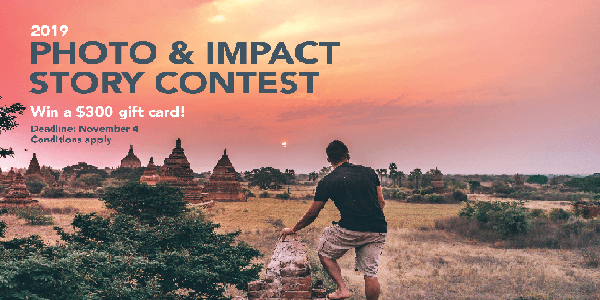 Institute of International Education (IIE) Photo & Impact Story Contest 2019, Deadline : November 4, 2019