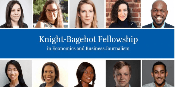 Knight-Bagehot Fellowship in Economics and Business Journalism 2020/2021, at Columbia University - USA. Deadline :31st January 2020