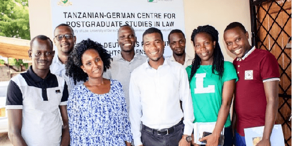 Master's Law (LLM) Scholarships 2020/2021 offered by TGCL (Tanzanian-German Centre for Eastern African Legal Studies) for Lawyers students from East African Region. Dealine : 31 January 2020