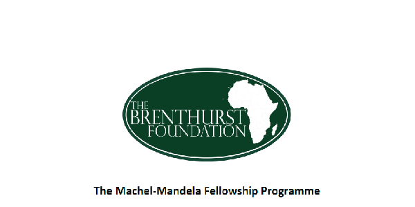 Machel-Mandela Fellowship Programme 2020 through The Brenthurst Foundation, for young African graduates (Funded to South Africa), Deadline :  31 December 2019