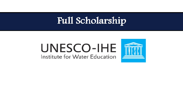 Master's Scholarships in Water and Sanitation Professionals offered by the partnership of Rotary Foundation(TRF) – UNESCO – IHE 2020/2022 term. Deadline : 15 April 2020.