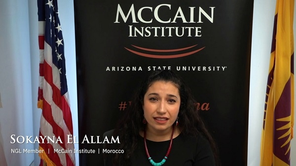 McCain Institute's flagship Program; Next Generation Leaders,  the United States and around the world (Deadline: 07 February 2020)