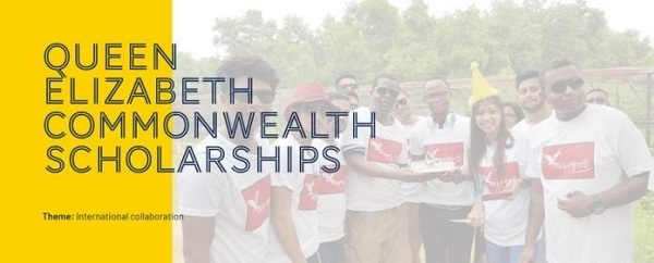 Queen Elizabeth Commonwealth Master's Scholarship 2020/2021 for students in Commonwealth Nations (Fully Funded) (Deadline: Deadline: 15 January 2020)