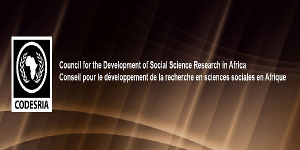 Council for the Development of Social Science Research in Africa (CODESRIA) : Call for African Academic Diaspora visiting Fellowships in the Humanities, Social Sciences and Higher Education Studies to African Universities. Deadline: 19 March 2020.