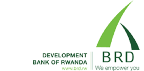 3 Positions at Development Bank of Rwanda (BRD): (Deadline 5 March 2021)