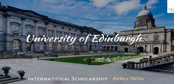 Edinburgh Global Undergraduate Mathematics Scholarships : ( Deadline : 31 March 2020 )