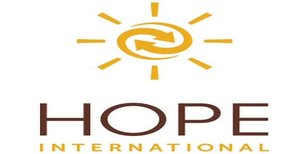 2 Positions at Hope International: (Deadline 23 July, 5 August 2021)