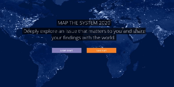 Map the System Global Competition 2020 for young change Agents, through University of Oxford Business School, Deadline : 25 March 2020.