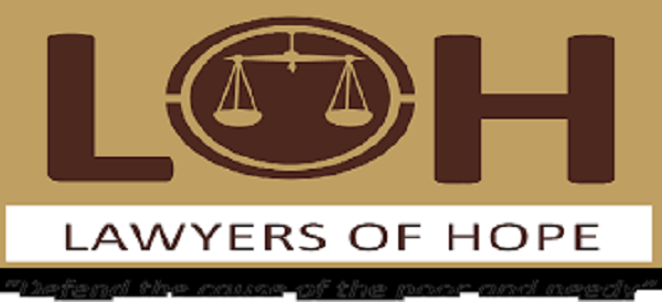 2 JOB POSITIONS AT The Network of Lawyers of Hope in Rwanda (LOH) : ( Deadline : 16 December 2019 )