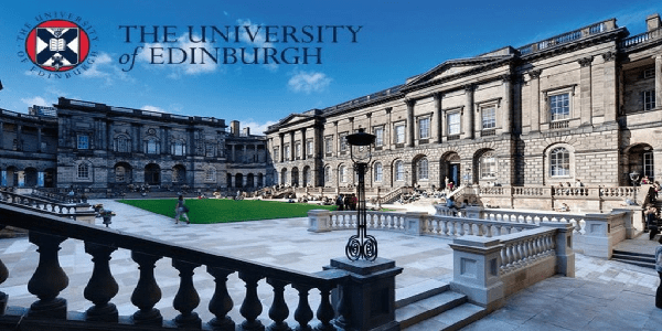 Master's and PhD studies in UK :University of Edinburgh Global Research 2020 Scholarship. Deadline : 17 February 2020.