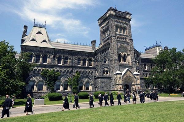 University of Toronto Scholars Program for international students