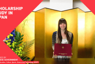 Fully Funded Japanese Government Scholarship for International Students: (Deadline Ongoing)