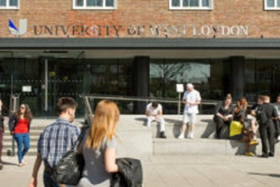 University of West London (UWL) International Ambassador Scholarship 2020 (up to £5,000): (Deadline 1 July 2020)