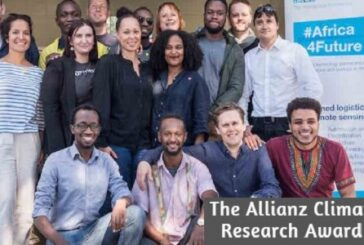 The Allianz Climate Risk Research Award 2020: (Deadline 31 August 2020)