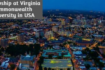 Fellowship at Virginia Commonwealth University in the United States of America: (Deadline Ongoing)