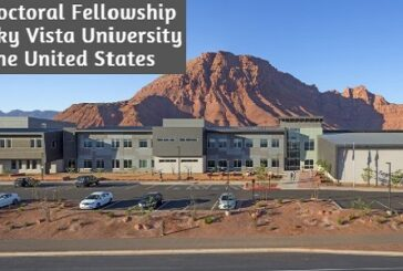 Postdoctoral Fellowship at Rocky Vista University in the United States: (Deadline 31 July 2020)