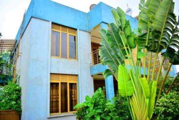 Kigali _Gacuriro lovely furnished Apartment for rent at 800$ in good location and neighborhood.