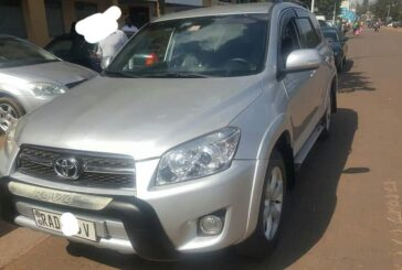 Car for sale Toyota rav 4, price: 11,500,000Frw