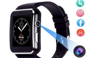 Isaha yo mu Bwoko bwa X6 Smart Watch igurishwa