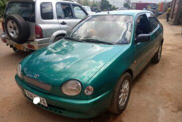 Toyota Corolla for Sale, 4,200,000frw