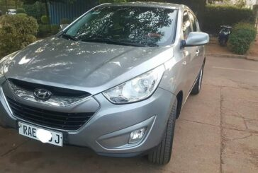 Hyundai Tucson automatic full option 2010 for sale, price: 15,000,000Frw