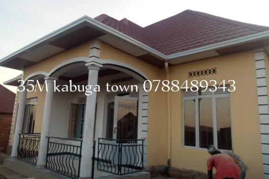 House for Sale, Kigali, Kicukiro, Kabuga, Price: 35,000,000frw
