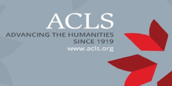 Mellon/ACLS Scholars and Society Fellowships 2020-2021 (Stipend of $75,000): (Deadline 28 October 2020)